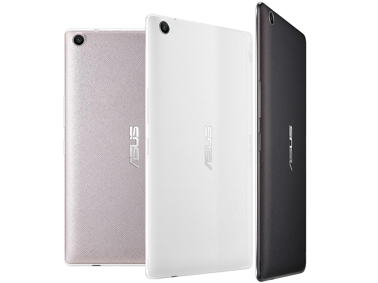 『カラーバリエーション』 ASUS ZenPad 7.0 Z370C-BK16 [ブラック] の製品画像