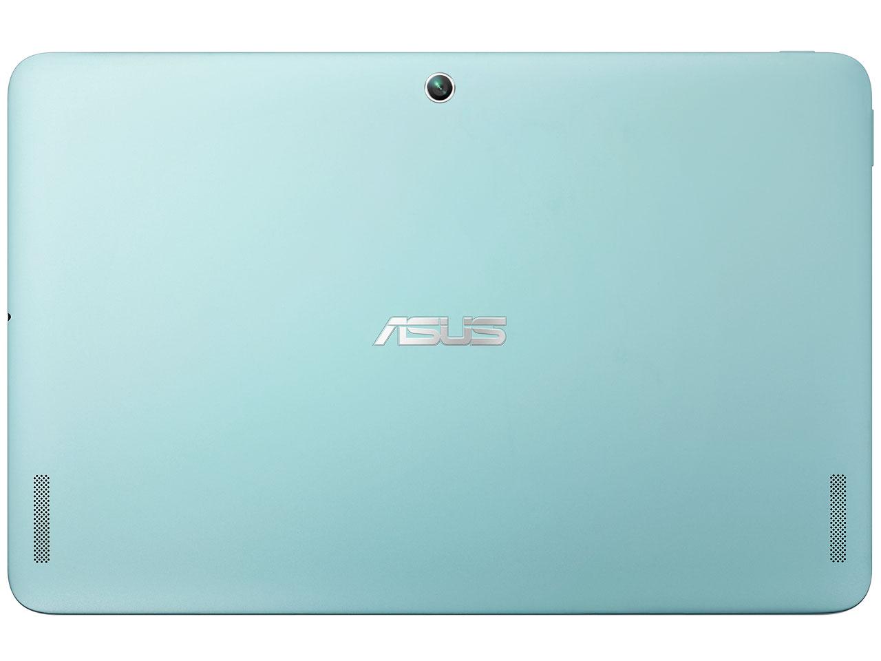 �w�{�� �^�u���b�g�� �w�ʁx ASUS TransBook T100HA T100HA-BLUE [�A�N�A�u���[] �̐��i�摜