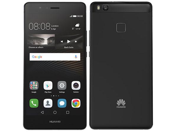 HUAWEI P9 lite SIMフリー [ブラック] の製品画像