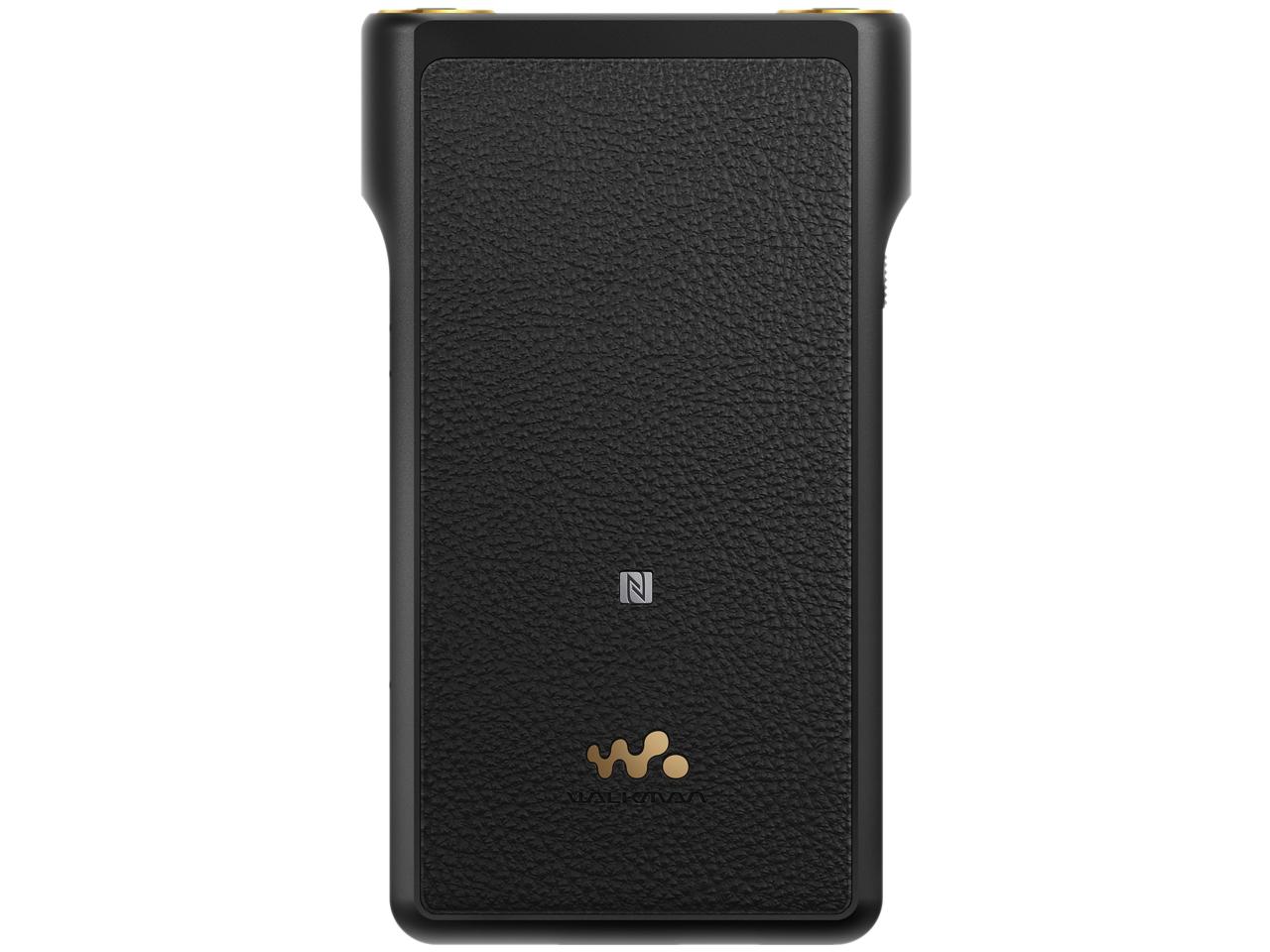 『本体 背面』 NW-WM1A [128GB] の製品画像