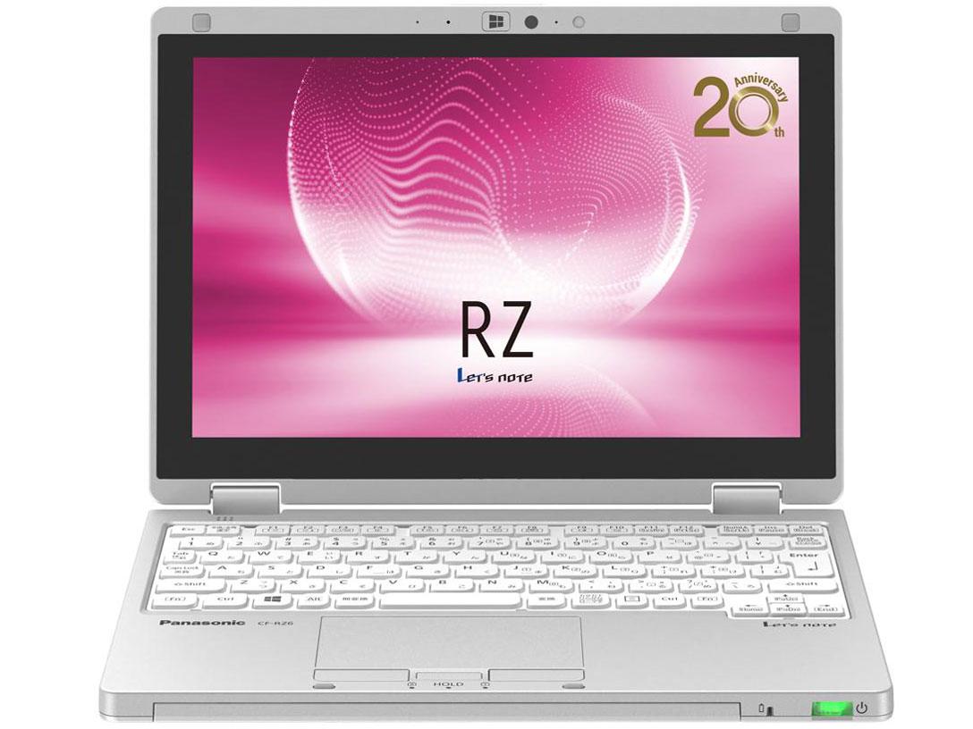 Let's note RZ6 CF-RZ6DFFPR SIMフリー の製品画像