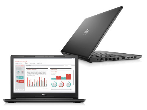Vostro 15 3000(3568) 価格.com限定 ベーシック Core i3 7100U・128GB SSD搭載モデル [ブラック] の製品画像