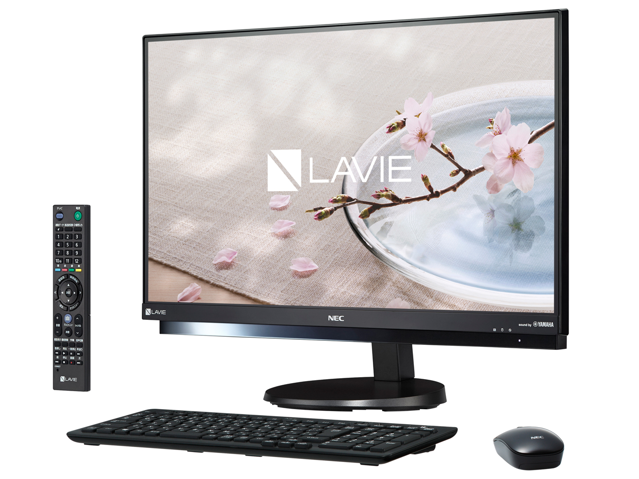LAVIE Desk All-in-one DA970/GAB PC-DA970GAB の製品画像