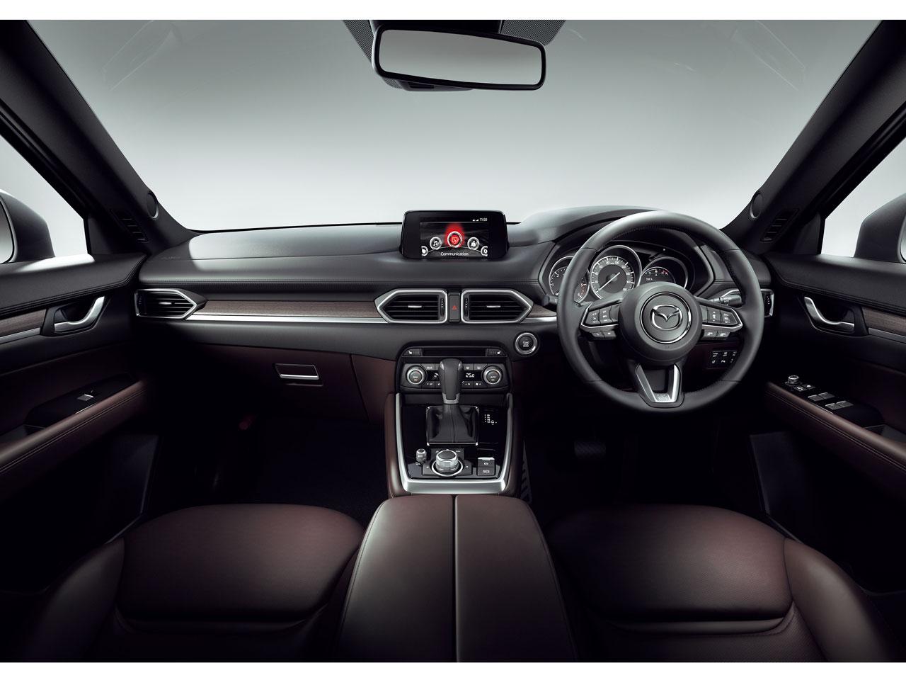 『インテリア1』 CX-8 2017年モデル の製品画像
