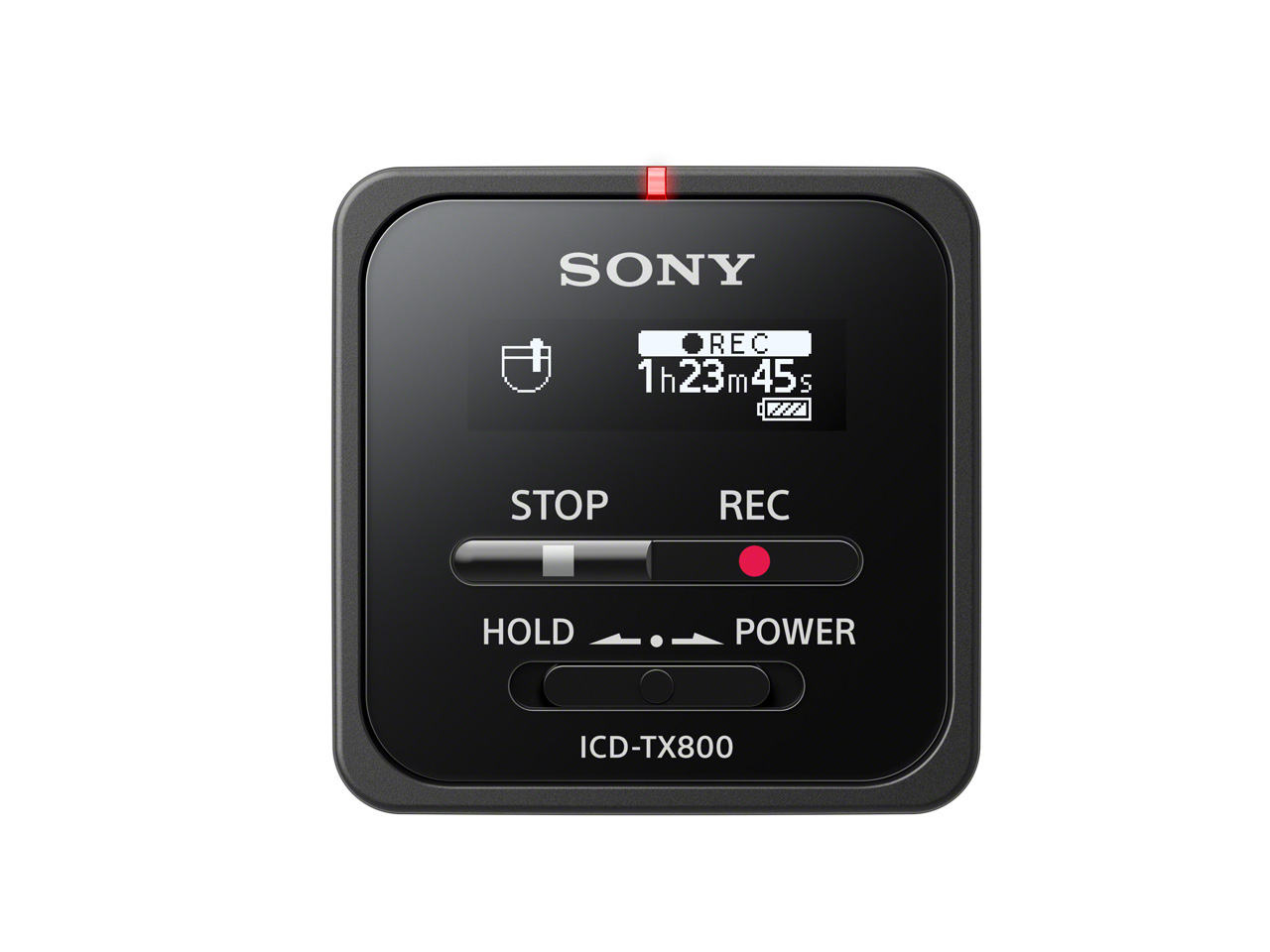 ICD-TX800 (B) [ブラック] の製品画像