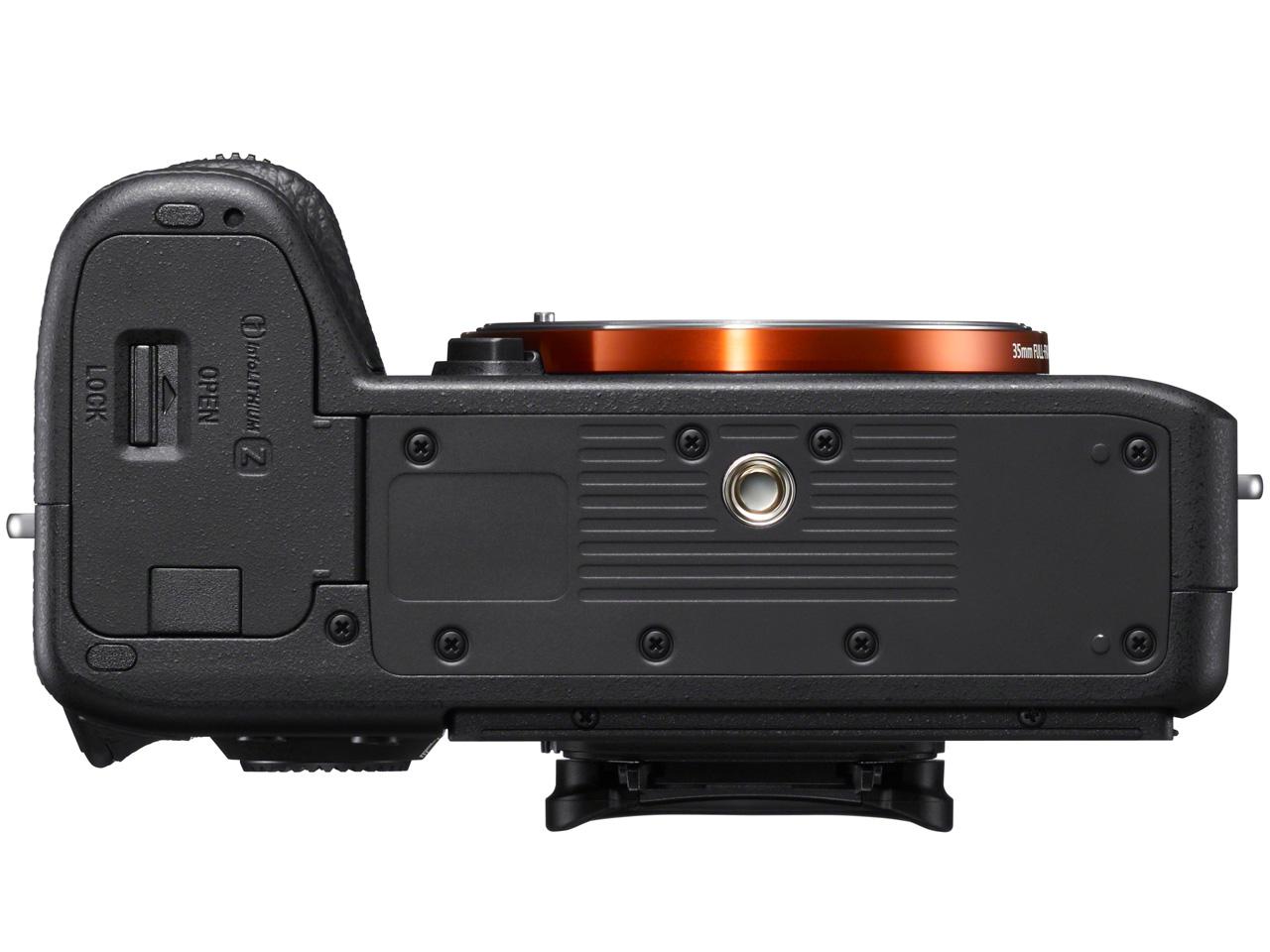 『本体 底面』 α7 III ILCE-7M3 ボディ の製品画像