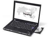 ThinkPad T61 7658A37 製品画像