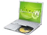 Let's note W8 CF-W8EC3AAS 製品画像
