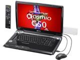 Qosmio G50/98G PQG5098GLR 製品画像