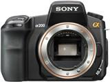 α200 DSLR-A200 ボディ 製品画像