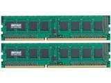 バッファロー D3/1066-1GX2 (DDR3 PC3-8500 1GB 2枚組)