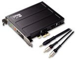 PCI Express Sound Blaster X-Fi Titanium Professional Audio SB-XFT-PA 製品画像