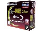 ABRE25-2X5PW (BD-RE 2�{�� 5���g)