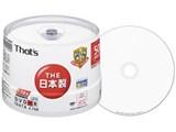 DR-47WWY50BNT (DVD-R 16倍速 50枚組) 製品画像
