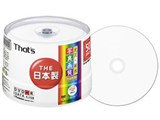 DR-47WKY50BN (DVD-R 16倍速 50枚組) 製品画像