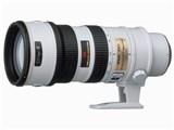 AF-S VR Zoom-Nikkor ED 70-200mm F2.8G(IF) [ライトグレー]