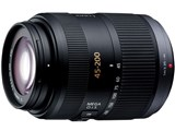 LUMIX G VARIO 45-200mm/F4.0-5.6/MEGA O.I.S. H-FS045200 製品画像