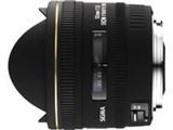 10mm F2.8 EX DC FISHEYE HSM (キヤノン用) 製品画像