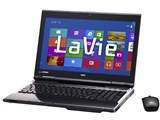 LaVie L LL750/JS6 2012�N10�����\���f�� ���i�摜