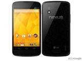 Nexus 4 LGE960 SIMフリー 製品画像