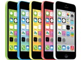iPhone 5c 16GB au