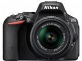 D5500 18-55 VR II レンズキット 製品画像