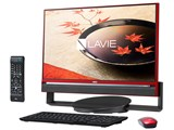 LAVIE Desk All-in-one DA770/CA 2015年秋冬モデル