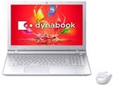 dynabook T75 T75/U 2016年春モデル 製品画像