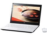 LAVIE Smart NS(S) PC-SN242 Corei3 7100U HDD500GB Office付 2017年2月発表モデル
