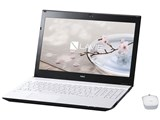 LAVIE Smart NS(S) PC-SN242 Corei3 7100U HDD500GB Office付 2017年5月発表モデル