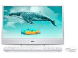 Inspiron 22 3000 フレームレスデスクトップ スタンダード Core i3 7130U・4GBメモリ・1TB HDD搭載・Office Personal付モデル