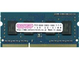 CENTURY MICRO CK1GX2-SOD3U1066 (SODIMM DDR3 PC3-8500 1GB 2枚組)