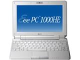 Eee PC 1000HE (パールホワイト) 製品画像
