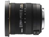 10-20mm F3.5 EX DC HSM (キヤノン用) 製品画像