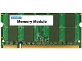 SDX800-4G (SODIMM DDR2 PC2-6400 4GB) ���i�摜
