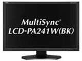 MultiSync LCD-PA241W(BK) [24.1インチ] 製品画像
