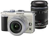 オリンパス・ペン Lite E-PL1 ダブルズームキット 製品画像