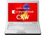 dynabook CXW/47LW PACW47LLF10W-K 価格.com限定モデル の中古画像