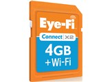 Eye-Fi Connect X2 (4GB) 製品画像