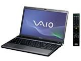 VAIO Fシリーズ VPCF128FJ/B 製品画像