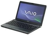 VAIO Sシリーズ VPCS129FJ/B [ブラック] 製品画像