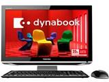 dynabook Qosmio DX/98M PQDX98MRF 製品画像