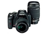PENTAX K-r ダブルズームキット [ブラック] 製品画像