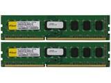 W3U1333Q-4G [DDR3 PC3-10600 4GB 2枚組] 製品画像