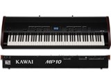 PROFESSIONAL STAGE PIANO MP10 [�O���X�u���b�N]