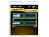 SP008GBLTU133V21 [DDR3 PC3-10600 4GB 2枚組] 製品画像