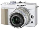 オリンパス・ペン Lite E-PL1s レンズキット [ホワイト] 製品画像