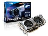 N560GTX-Ti Twin Frozr II OC [PCIExp 1GB] 製品画像