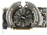 N550GTX-Ti Cyclone II 1G D5 OC [PCIExp 1GB バルク] 製品画像