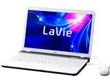 LaVie S LS550/ES6W PC-LS550ES6W [エクストラホワイト] 製品画像